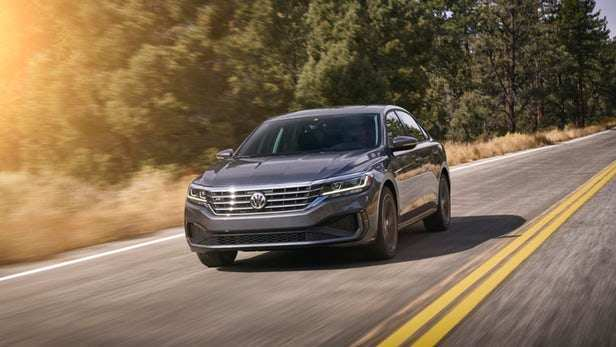 94 All New Volkswagen Passat New Model 2020 Price And Review