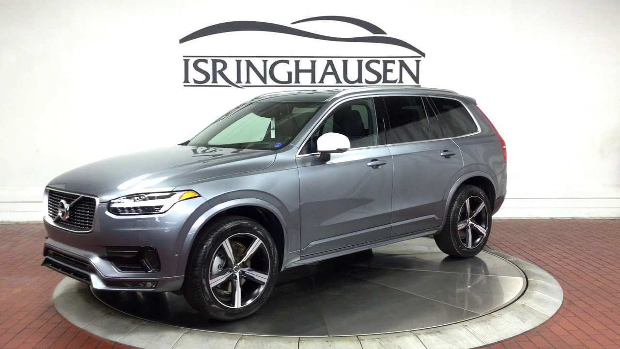 94 All New Volvo Xc60 2019 Osmium Grey Prices