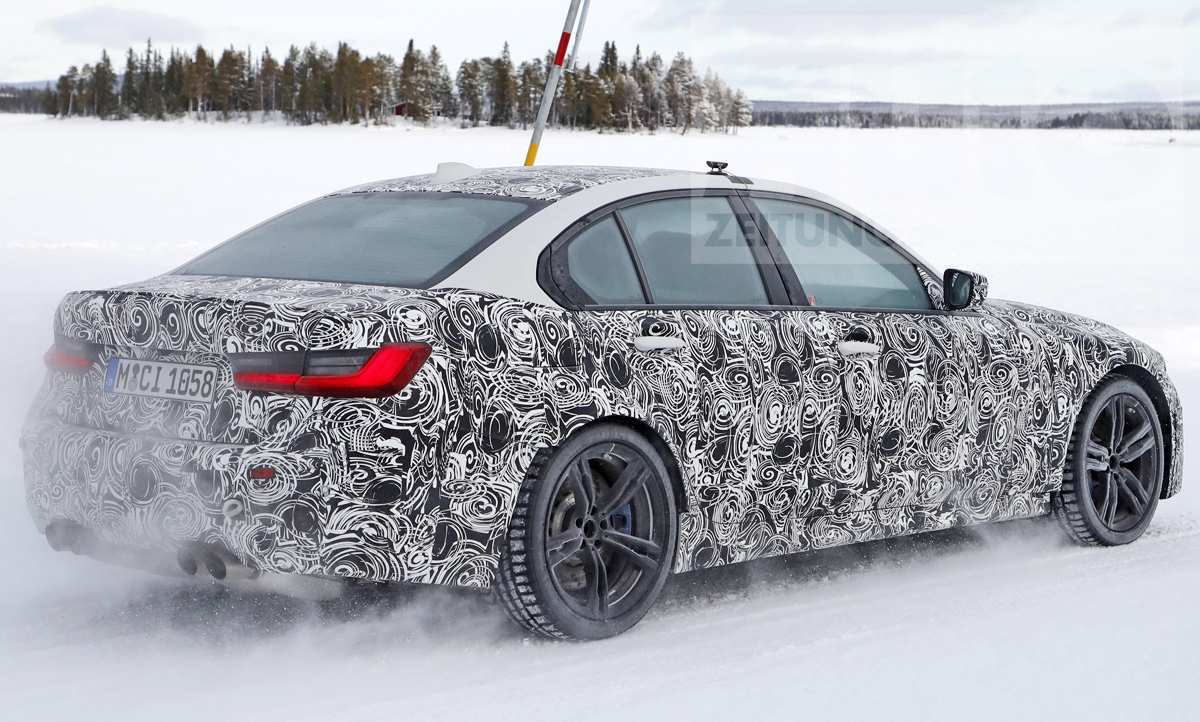 94 Best 2019 BMW M3 Redesign And Review