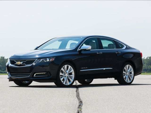 94 Best 2019 Chevy Impala SS Model
