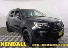 2019 Ford Explorer Sports