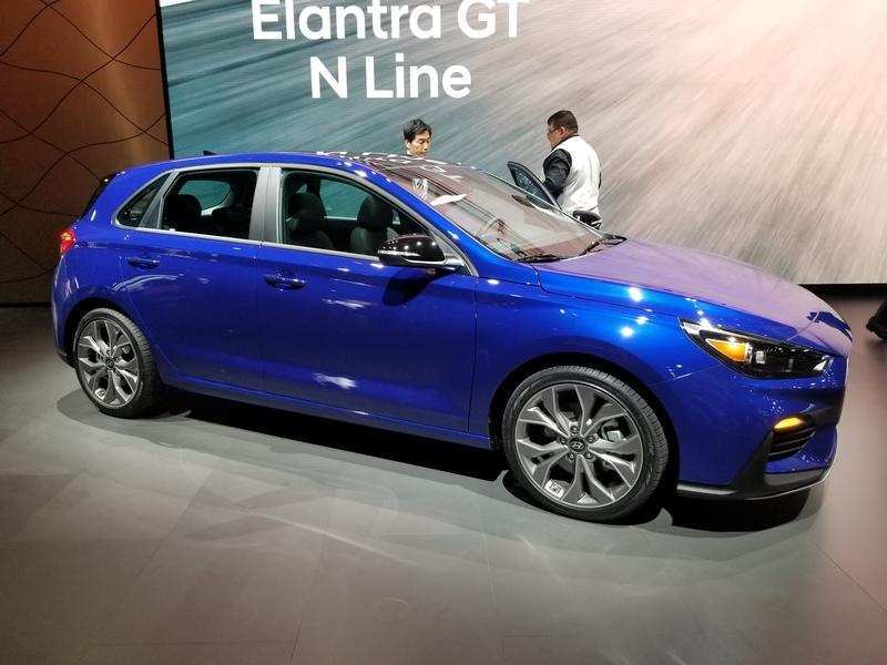 94 Best 2019 Hyundai Elantra Gt Photos