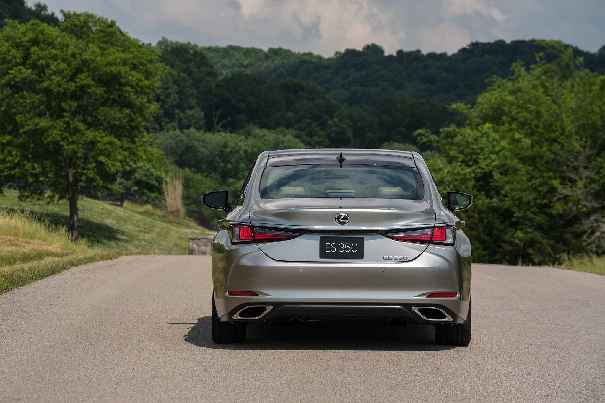 94 Best 2019 Lexus ES Redesign And Concept