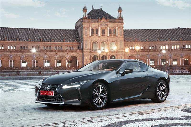 94 Best 2019 Lexus Lf Lc Review And Release Date