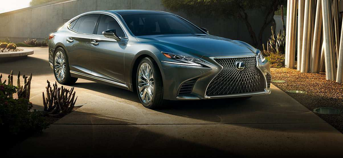 94 Best 2019 Lexus Ls 460 Exterior And Interior