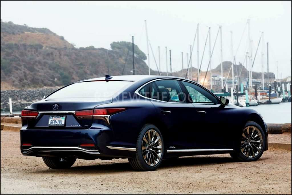 94 Best 2019 Lexus Ls 460 Performance And New Engine