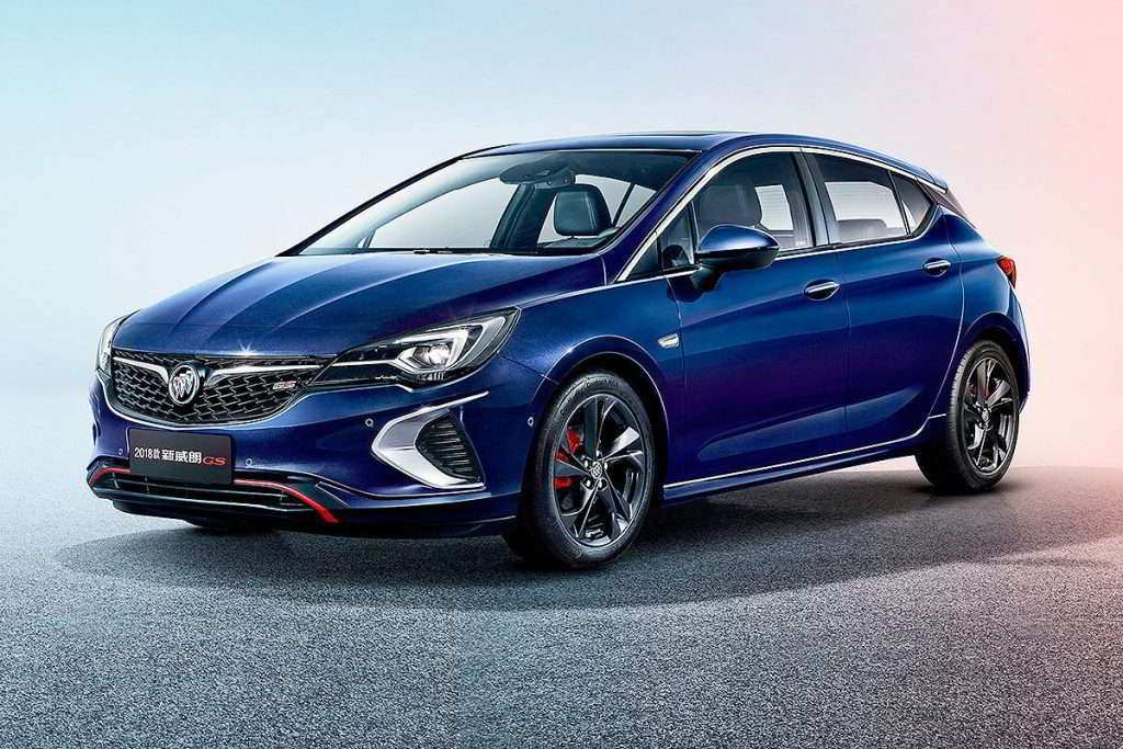 94 Best 2019 New Opel Astra Specs