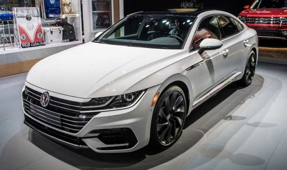 94 Best 2019 Volkswagen Arteon Release Date Performance And New Engine