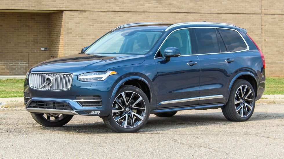 94 Best 2019 Volvo XC90 Redesign