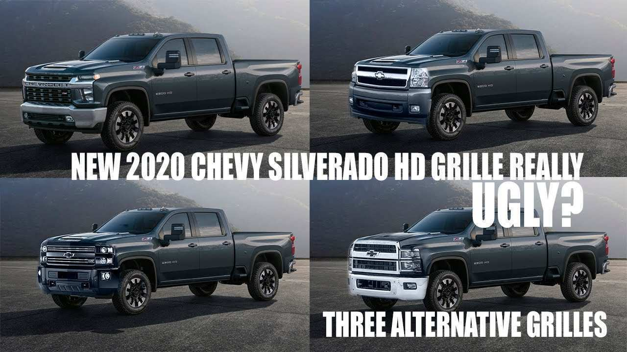 94 Best 2020 Chevrolet Silverado Ugly Pictures