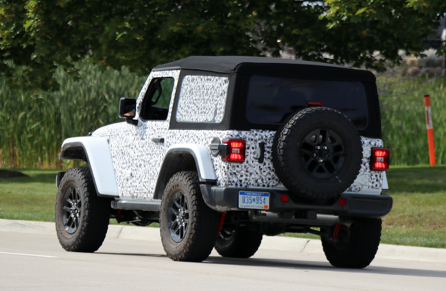 94 Best 2020 Jeep Wrangler Rubicon Redesign And Concept