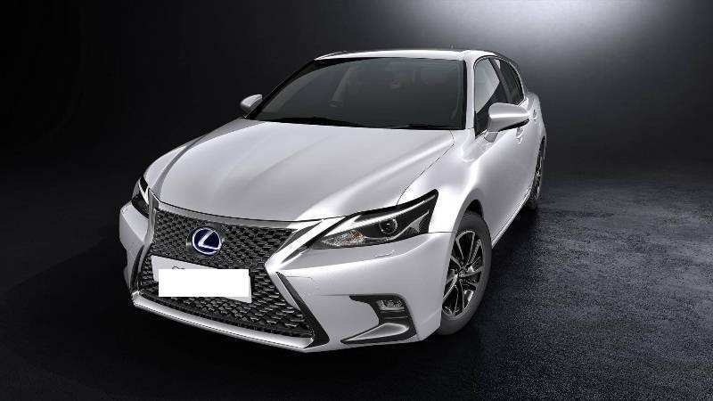 94 Best 2020 Lexus CT 200h Exterior