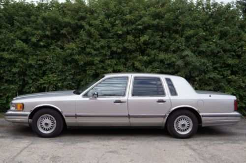 94 Best 2020 Lincoln Town Car Performance And New Engine