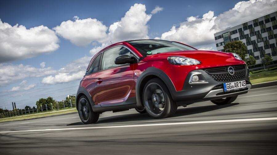 94 Best 2020 Opel Adam Rocks Rumors