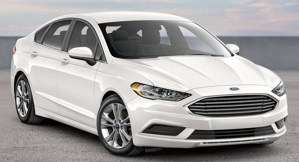 94 Best 2020 The Spy Shots Ford Fusion Interior