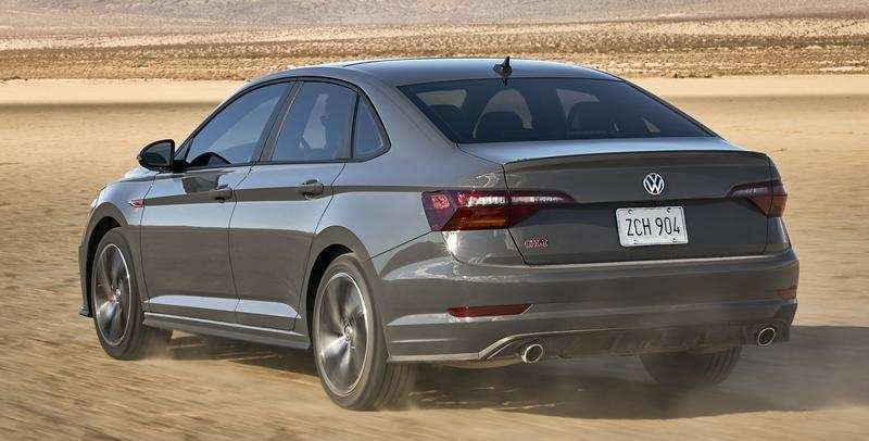 94 Best 2020 Vw Jetta Gli New Model And Performance