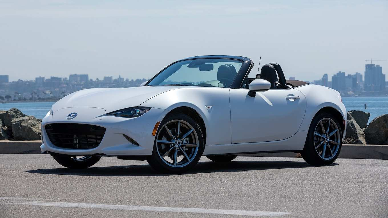 94 Best Mazda Mx 5 2019 Specs Exterior And Interior