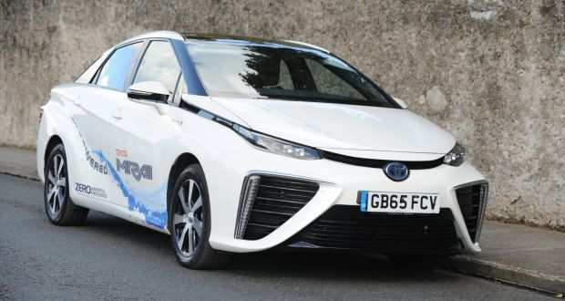 94 Best Toyota Electric Car 2020 Configurations