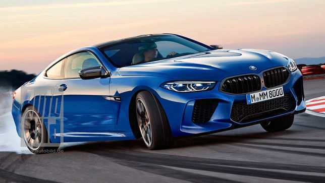 94 New 2019 BMW M8 Release Date And Concept