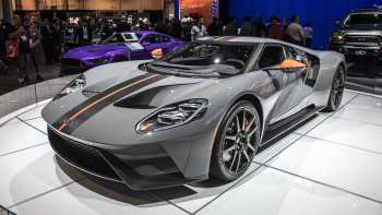 94 New 2019 Ford Gt Supercar Speed Test