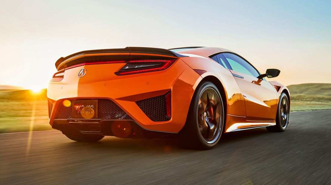 94 New 2019 Honda Nsx Photos