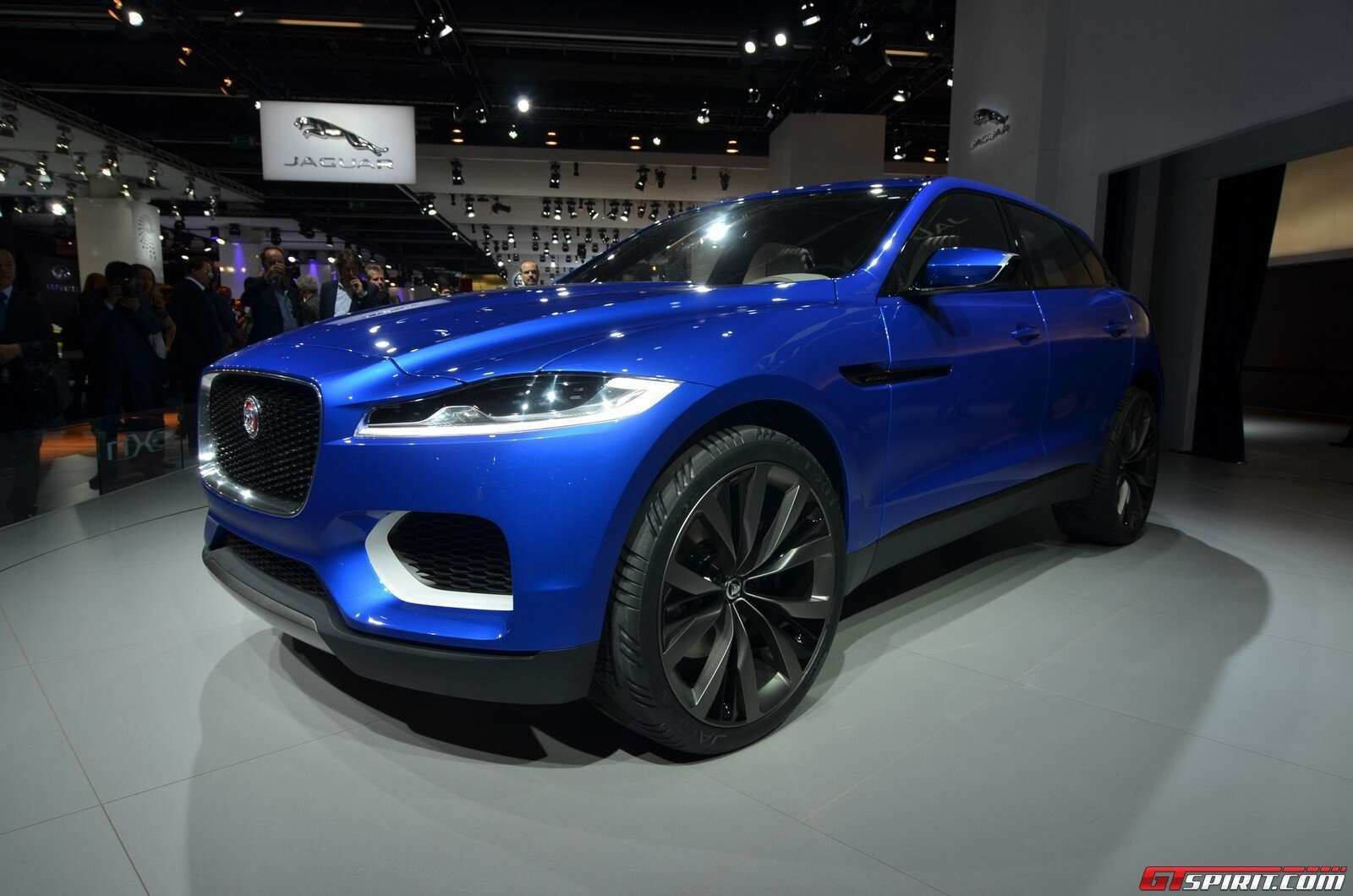 94 New 2019 Jaguar C X17 Crossover Model