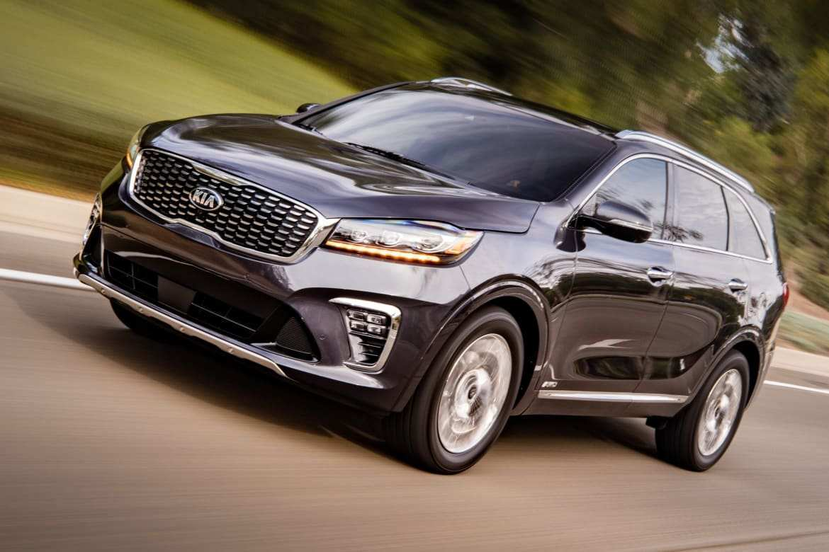 94 New 2019 Kia Sorento Performance