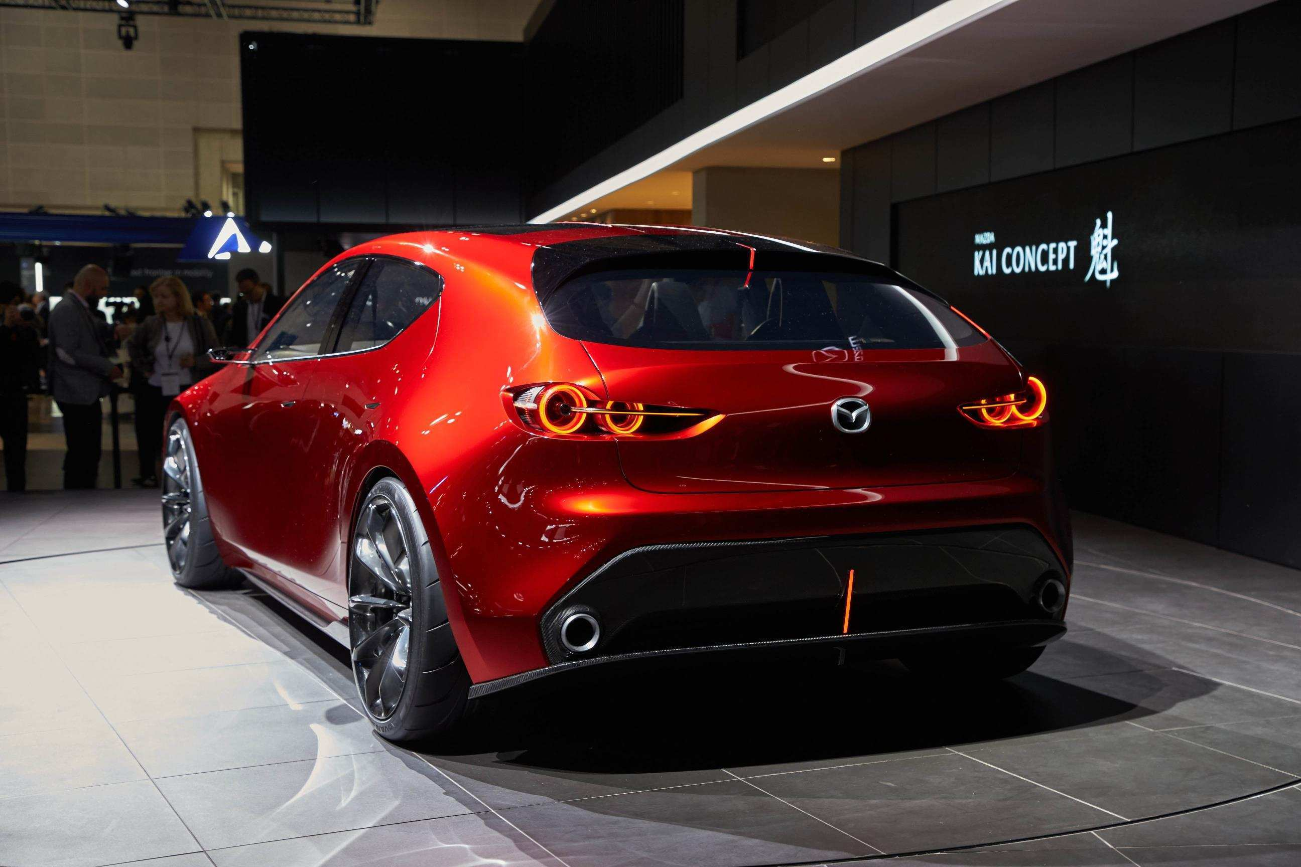 94 New 2019 Mazda 3 Turbo Redesign And Concept