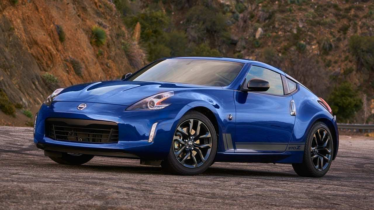 94 New 2019 Nissan 370Z Concept And Review