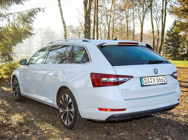 94 New 2019 Skoda Superb Images