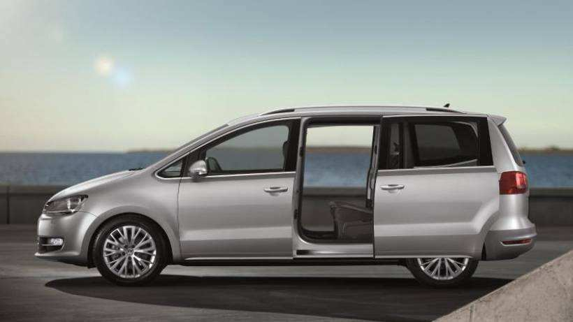 94 New 2019 VW Sharan Price
