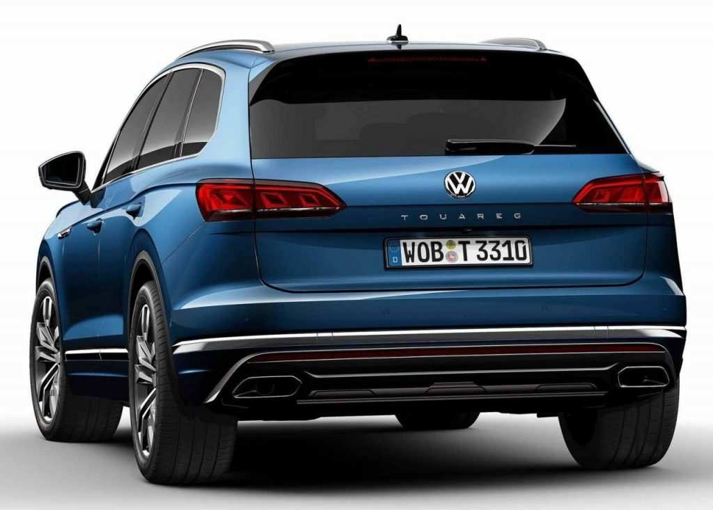 94 New 2019 Volkswagen Sharan Price And Review