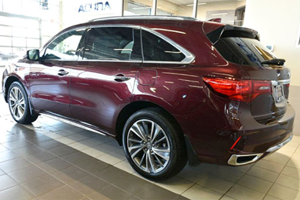 94 New 2020 Acura MDX Ratings