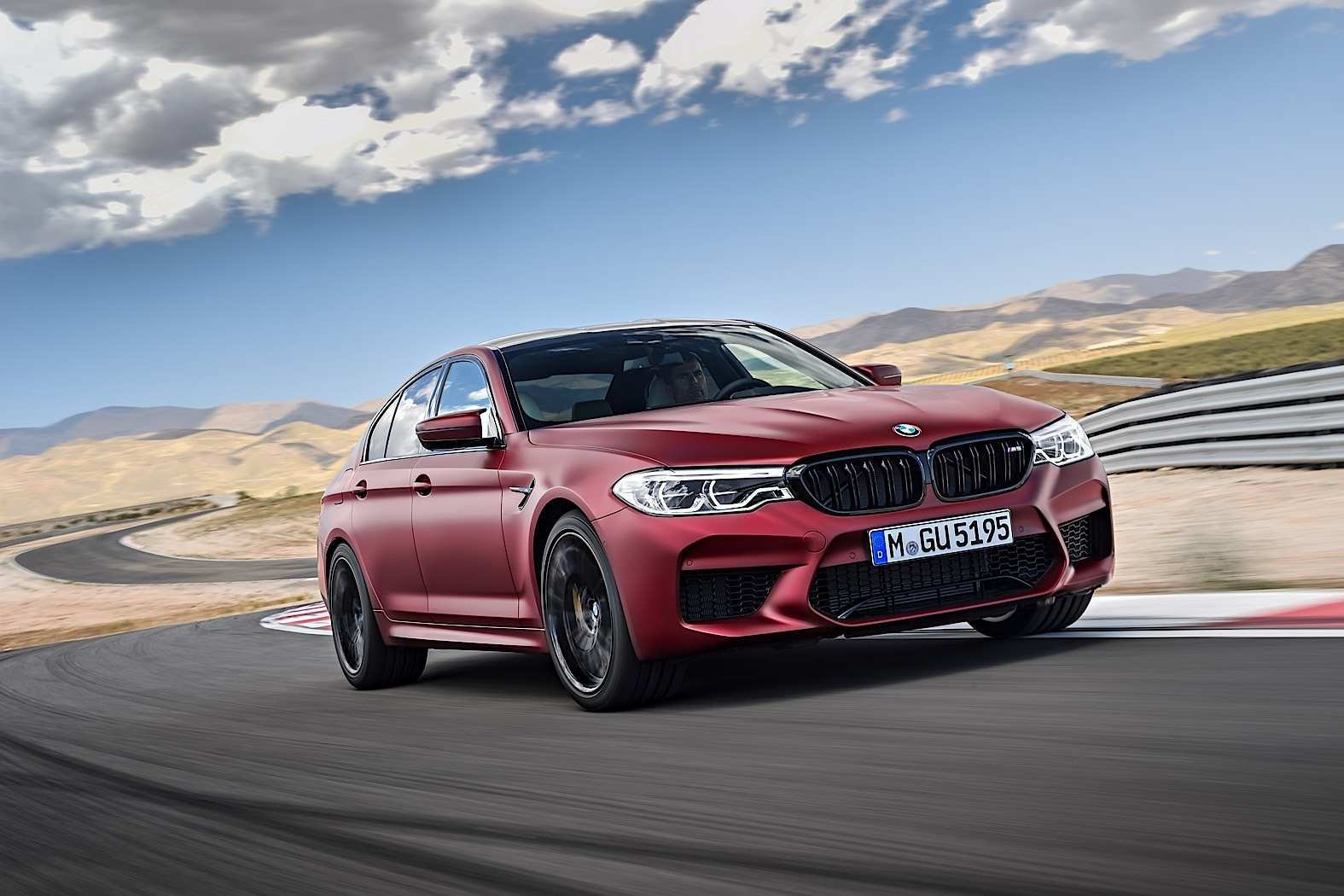 94 New 2020 BMW M5 Xdrive Awd Performance