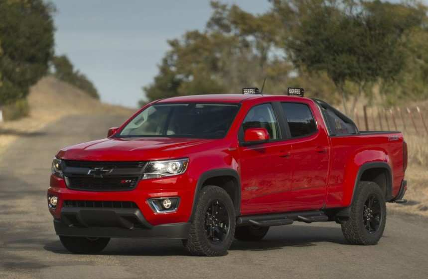 94 New 2020 Chevy Colarado Diesel Release Date And Concept