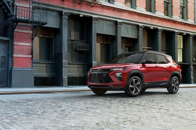 94 New 2020 Chevy Trailblazer Redesign