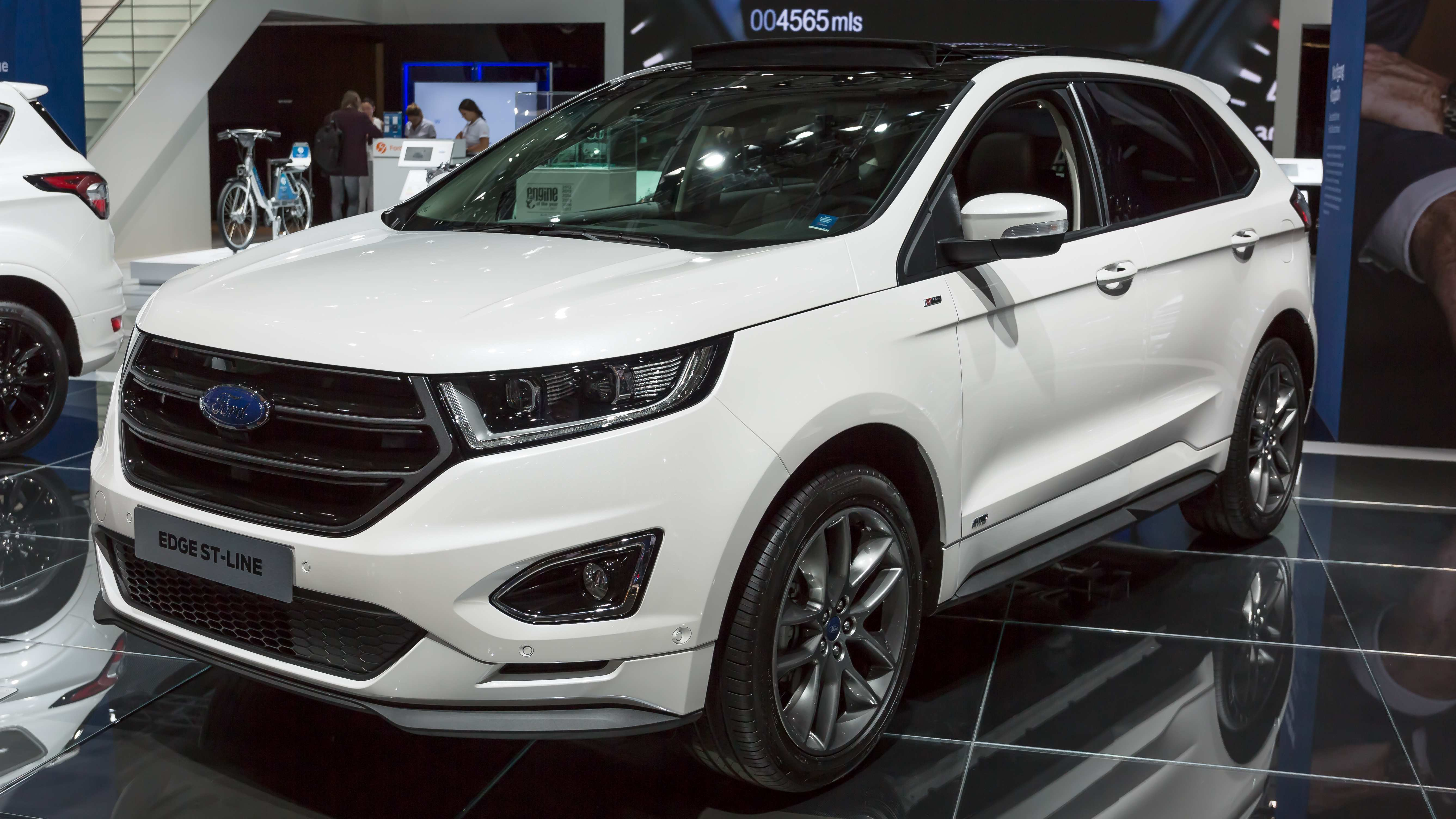 94 New 2020 Ford Edge Sport Exterior