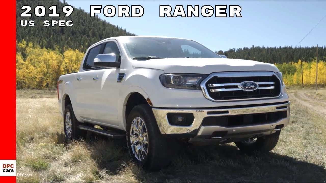 94 New 2020 Ford Ranger Usa Reviews