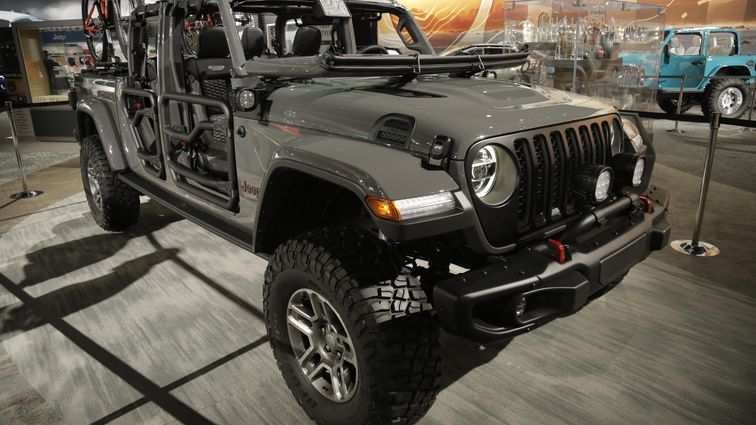 94 New 2020 Jeep Gladiator Aftermarket Parts New Review