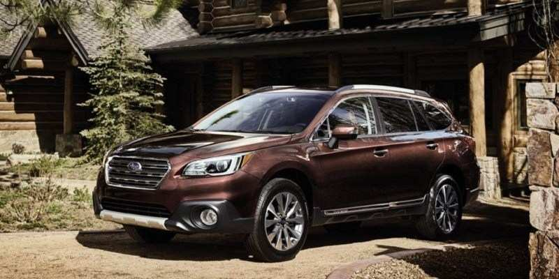 94 New 2020 Subaru Outback Turbo Hybrid Exterior