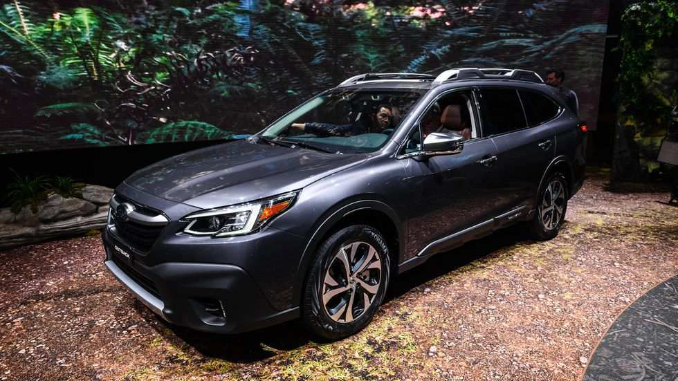 94 New 2020 Subaru Outback Unveiling Redesign