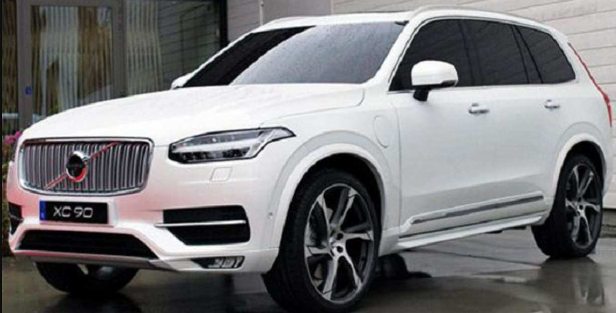 94 New 2020 Volvo XC90 Spesification