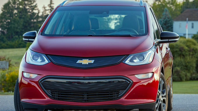 94 New Chevrolet Bolt Ev 2020 Engine