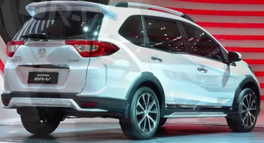 94 New Honda Brv 2020 Performance And New Engine