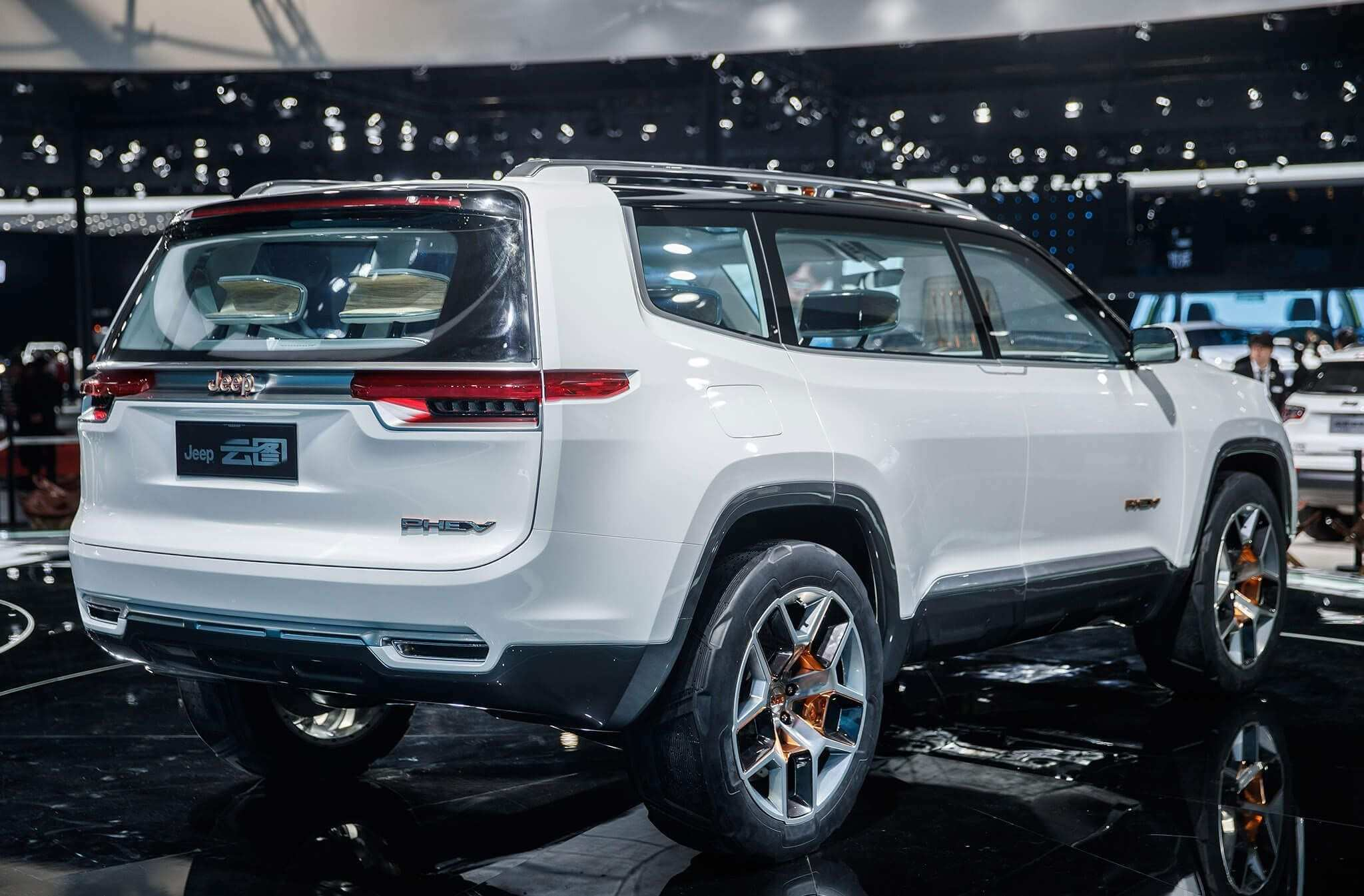94 New Jeep Grand Cherokee 2020 Concept Release
