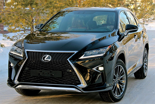 94 New Lexus Rx 2020 Model Overview