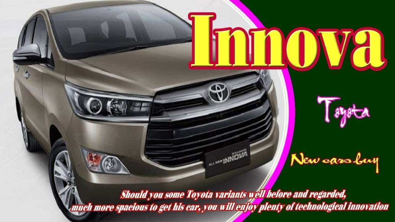 94 New Toyota Innova Crysta 2020 Model
