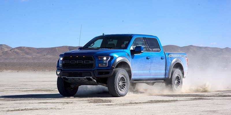 94 The 2019 All Ford F150 Raptor New Concept