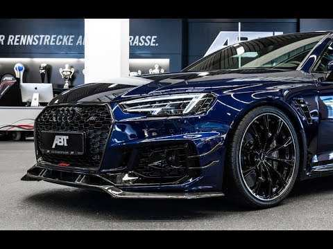 94 The 2019 Audi Rs4 Release