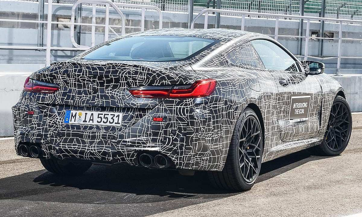 94 The 2019 BMW M8 Ratings